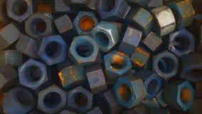 Fond de calibre de boulon de goujon Photographie stock libre de droits