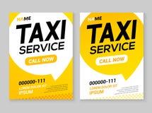 Fond de calibre de disposition de service de taxi Insecte ou affiche de concept de construction de service de taxi d'automobile illustration libre de droits