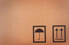 Fond de carton Photos stock