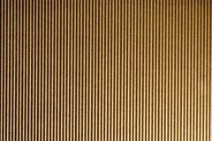 Fond de carton ondulé Photographie stock libre de droits