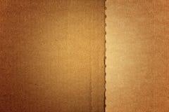 Fond de carton. Texture de papier Photos stock