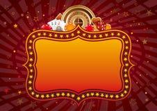 fond de casino illustration libre de droits