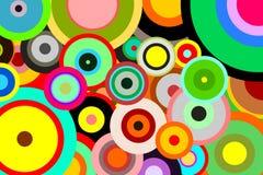 Fond de cercle photo libre de droits