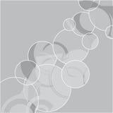 Fond de cercle onde illustartion Photo stock