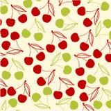 Fond de cerises illustration stock