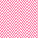 Fond de Chevron Rouge et patern sans couture dépouillé par blanc Conception graphique de mode géométrique Illustration de vecteur Photo libre de droits