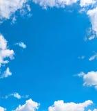 Fond de ciel Photographie stock