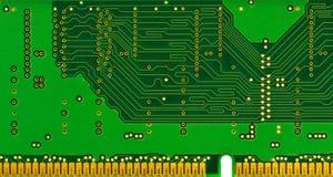 Fond de circuit électronique Image stock