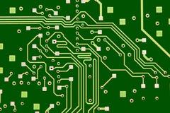 Fond de circuit Image libre de droits