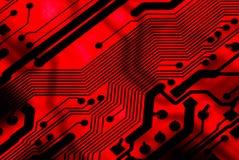 Fond de circuit Photos libres de droits