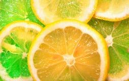 Fond de citron photo stock
