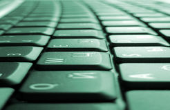 Fond de clavier Photos stock