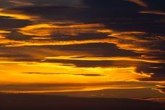 Fond de Cloudscape Photographie stock libre de droits