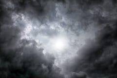 Fond de Cloudscape images stock