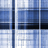 Fond de code binaire illustration de vecteur