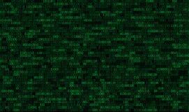Fond de code binaire Photos stock