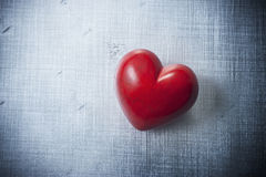 Fond de coeur d'amour Photographie stock libre de droits