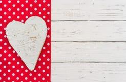 Fond de coeur de jour ou de Valentine de mères Photographie stock