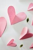 Fond de coeurs de valentines Image stock