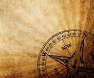 Fond de compas de cru Photo libre de droits