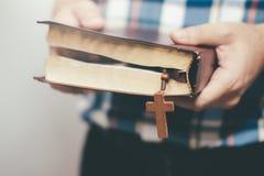 Fond de concept de christianisme de religion images libres de droits