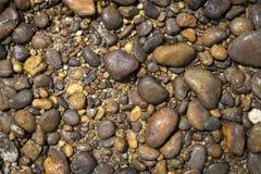 Fond de concept de nature de pierre de rivière Photo stock
