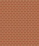 Fond de configuration de brique Photo libre de droits