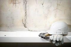 Fond de construction Images libres de droits