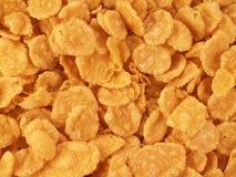 Fond de cornflakes Photos libres de droits