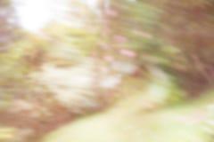 Fond de couleur Ceci blured par l'appareil-photo Photo stock