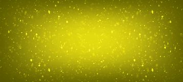 Fond de couleur d'or avec des effets stupéfiants de contact pour ou des magasins de bijoux photo libre de droits