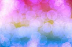 Fond de couleur de lumières photographie stock