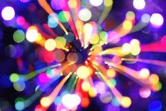 Fond de couleur de Noël Photos libres de droits