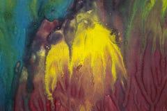 Fond de couleurs lumineuses Image stock