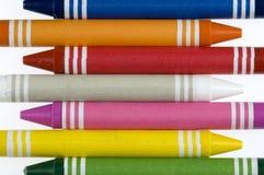 Fond de crayon Images stock