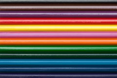 Fond de crayon Photo stock