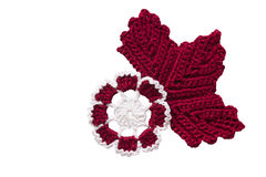 Fond de crochet Photo libre de droits