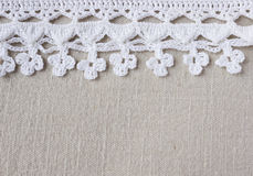 Fond de crochet Photo stock
