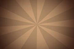 Fond de cru avec des rayons de sépia Images stock