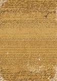 Fond de cru basé sur les manuscrits antiques Images stock