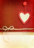 Fond de cru d'amour Photos libres de droits
