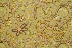 Fond de cru, textile Images libres de droits