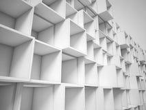 fond de cube en résumé 3d Image stock