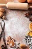 Fond de cuisson Photo stock