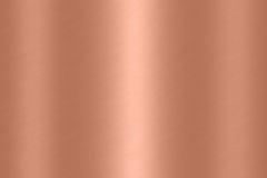 Fond de cuivre de texture Image stock