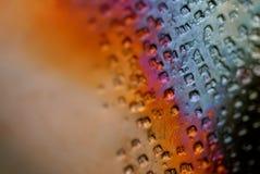 Fond de cuivre texturisé Photo libre de droits