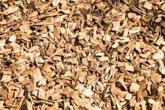 Fond de déchets de bois Image libre de droits