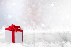 Fond de décoration de Noël ou de bonne année GIF de Noël image libre de droits
