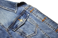 Fond de denim Images stock