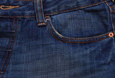 Fond de denim Image stock